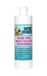 Natures Specialties Oatmeal Shampoo for Mobile Groomer Las Vegas Dog & Cat